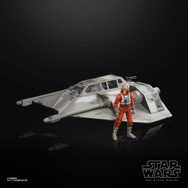 Star Wars The Black Series 40th Anniversary Snowspeeder Deluxe Vehicle