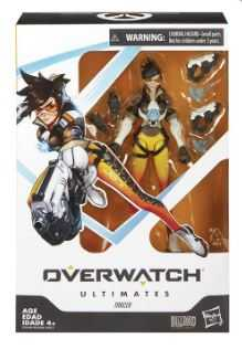 OVERWATCH ULTIMATES TRACER 15 cm ACTIONFIGUR