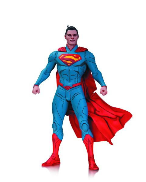DC COMICS DESIGNER JAE LEE SER 1 SUPERMAN ACTIONFIGUR