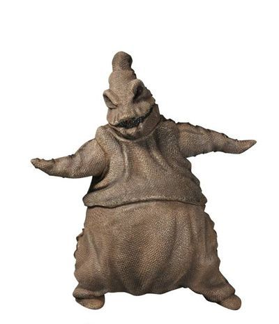 NIGHTMARE BEFORE CHRISTMAS SERIES 1 OOGIE BOOGIE ACTIONFIGUR