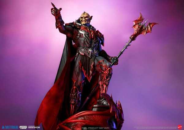 VORBESTELLUNG ! Masters of the Universe Hordak Legends 53 cm Statue