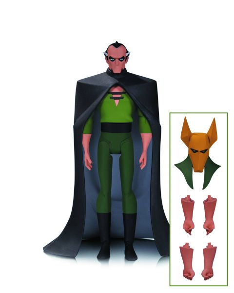 BATMAN ANIMATED SERIES RAS AL GHUL ACTIONFIGUR