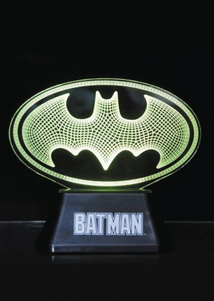 BATMAN EDGE LIGHT ARCYLIC LIGHT