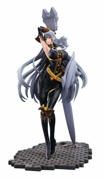 VALKYRIA CHRONICLES SELVARIA BLES 1/7 PVC BATTLE MODE VERSION
