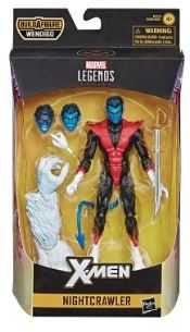 X-FORCE LEGENDS NIGHTCRAWLER 6INCH ACTIONFIGUR