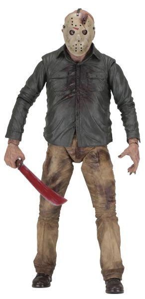 FRIDAY THE 13TH PART IV JASON VOORHEES 1/4 SCALE
