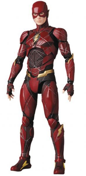 JUSTICE LEAGUE THE FLASH MAF EX ACTIONFIGUR