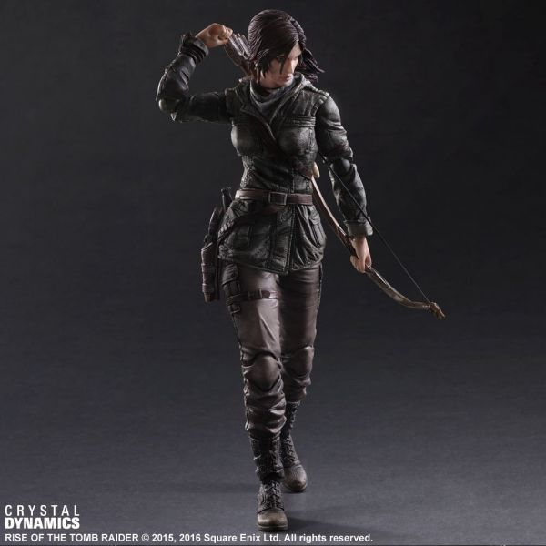RISE OF THE TOMB RAIDER LARA CROFT PLAY ARTS KAI ACTIONFIGUR