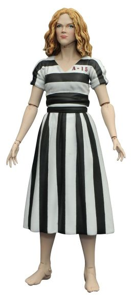 GOTHAM SELECT BARBARA KEAN ACTIONFIGUR