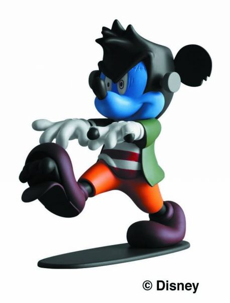 DISNEY MICKEY MONSTER VERSION ULTRA DETAIL FIGURE 8cm FIGUR