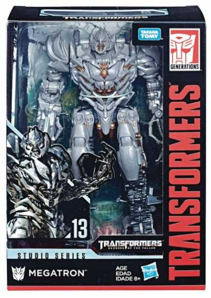 TRANSFORMERS GENERATIONS STUDIO SERIES VOYAGER CLASS MEGATRON MOVIE 2 ACTIONFIGUR
