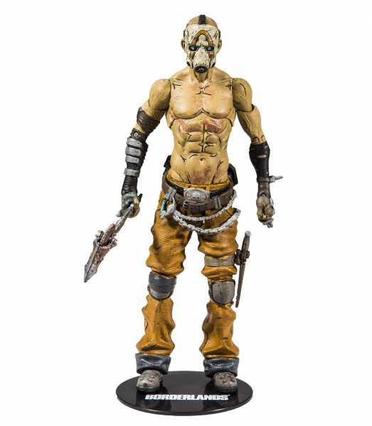 BORDERLANDS PSYCHO 17,5 cm ACTIONFIGUR