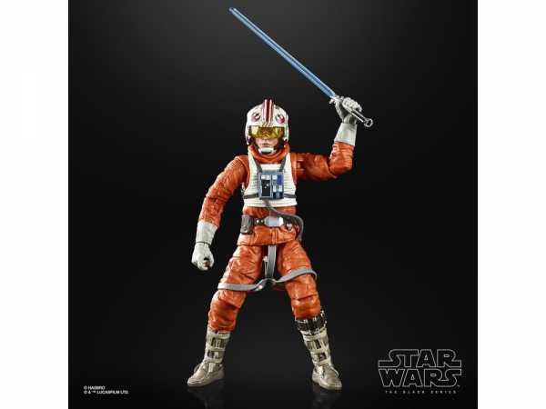 VORBESTELLUNG ! Star Wars The Black Series Luke Skywalker (Snowspeeder) 6 Inch Actionfigur