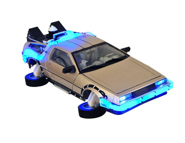 BACK TO THE FUTURE 2 HOVER TIME MACHINE ELECTRONIC VEHICLE