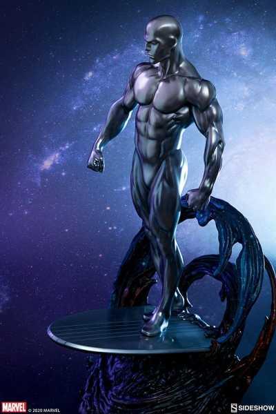 VORBESTELLUNG ! Marvel Silver Surfer 65 cm Maquette Statue