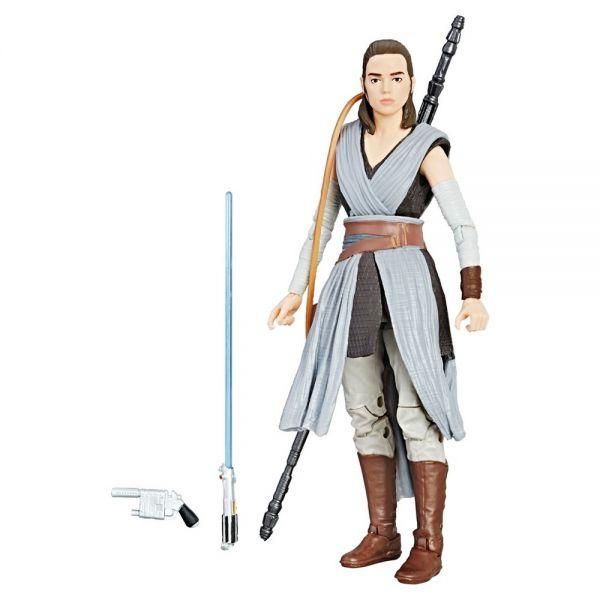Star Wars Black Series Rey (Jedi Training) Actionfigur