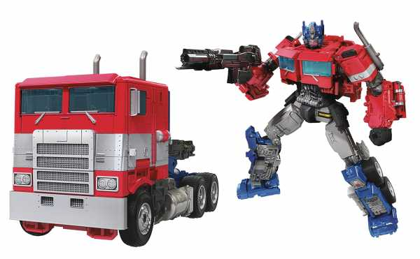 TRANSFORMERS GENERATIONS STUDIO SERIES VOYAGER CLASS OPTIMUS PRIME (BUMBLEBEE MOVIE) ACTIONFIGUR
