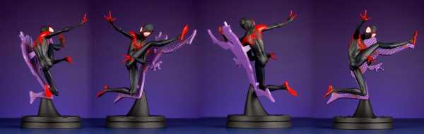 SPIDER-MAN INTO THE SPIDERVERSE MILES MORALES ARTFX+ STATUE