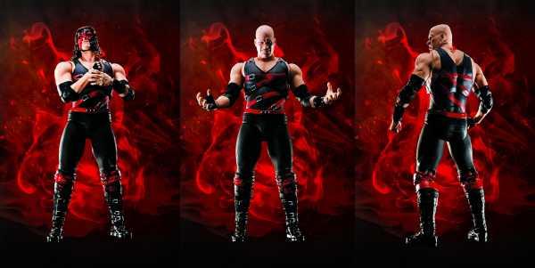 WWE KANE S.H.FIGUARTS ACTIONFIGUR