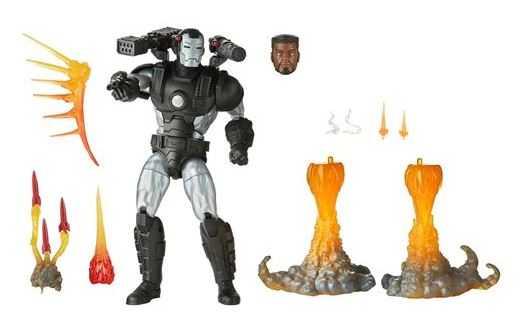 VORBESTELLUNG ! Marvel Legends Deluxe War Machine 6-Inch Action Figure - Exclusive