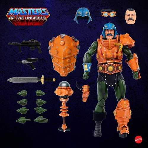 Masters of the Universe Man-At-Arms 1:6 Scale Actionfigur