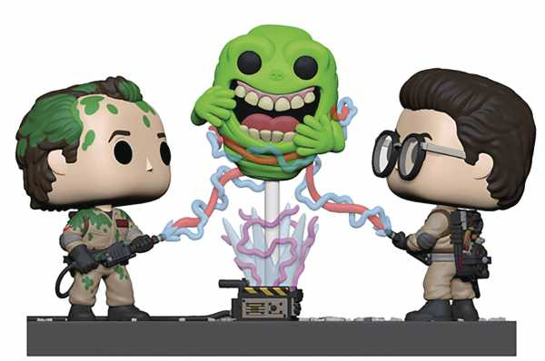 POP MOVIE MOMENT GHOSTBUSTERS BANQUET ROOM VINYL FIGUR