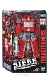 TRANSFORMERS GENERATIONS WAR FOR CYBERTRON: SIEGE DELUXE IRONHIDE ACTIONFIGUR