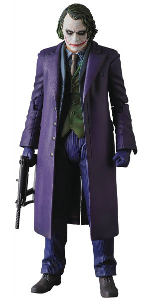 DARK KNIGHT JOKER MAF EX VERSION 2.0 ACTIONFIGUR