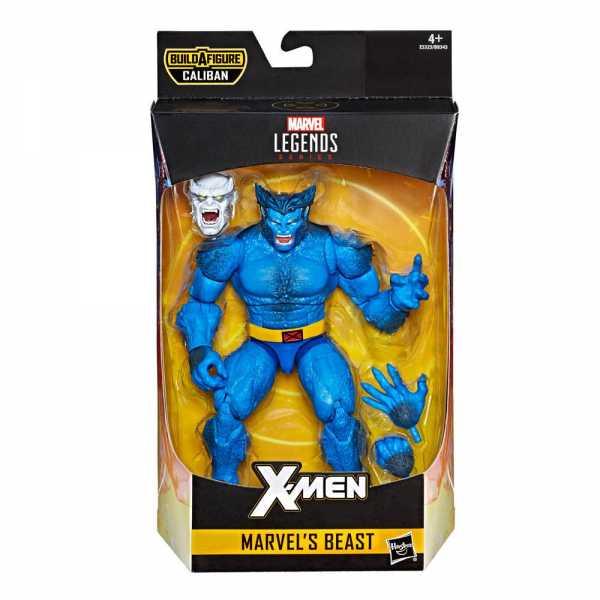 X-MEN LEGENDS BEAST ACTIONFIGUR ohne BAF-Teil