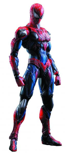 MARVEL UNIVERSE VARIANT PLAY ARTS KAI SPIDER-MAN ACTIONFIGUR