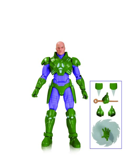 DC ICONS LEX LUTHOR FOREVER EVIL ACTIONFIGUR