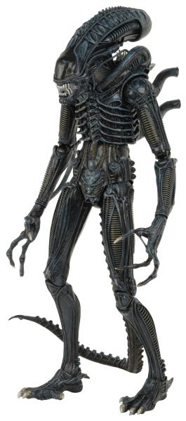 ALIENS 1986 VERSION ALIEN WARRIOR 1/4 SCALE ACTIONFIGUR