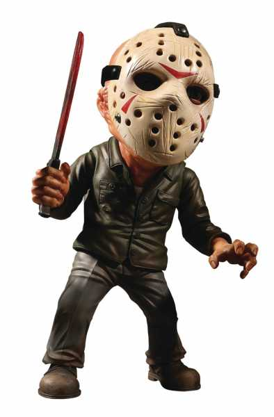 FRIDAY THE 13TH JASON VOORHEES 15 cm DELUXE STYLIZED ROTO FIGUR
