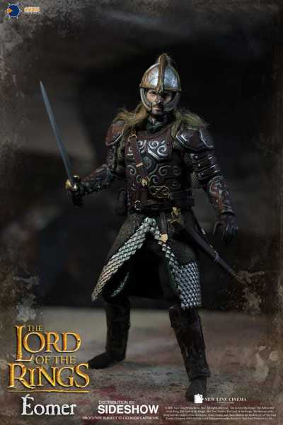 LORD OF THE RINGS EOMER 1/6 ACTIONFIGUR