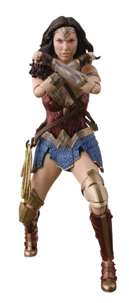 JUSTICE LEAGUE MOVIE WONDER WOMAN S.H.FIGUARTS ACTIONFIGUR