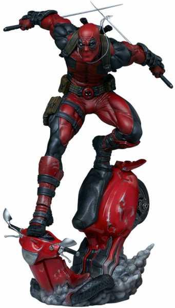 VORBESTELLUNG ! Marvel Premium Format Deadpool 52 cm Statue