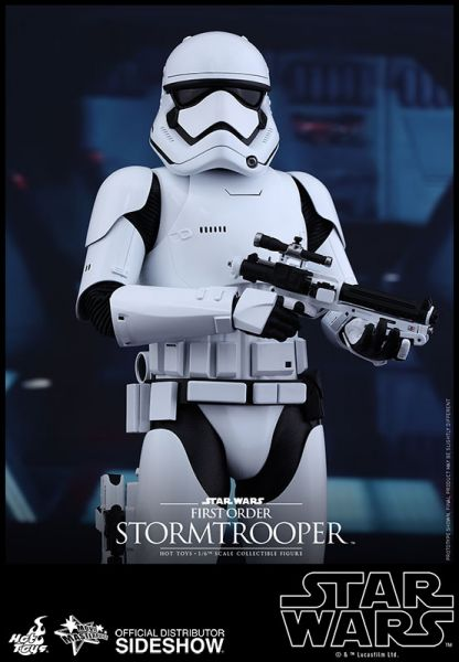 Hot Toys Star Wars The Force Awakens 1/6 First Order Stormtrooper 30 cm Actionfigur