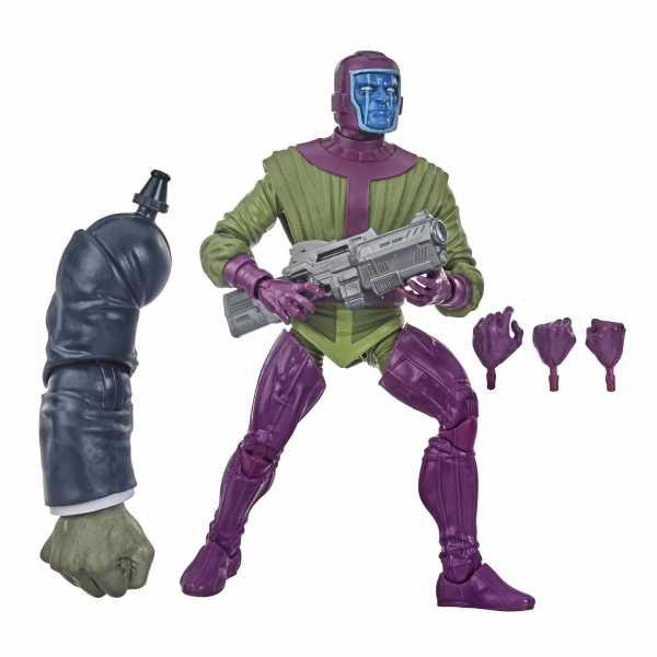 Avengers Marvel Legends 6 Inch Kang Actionfigur