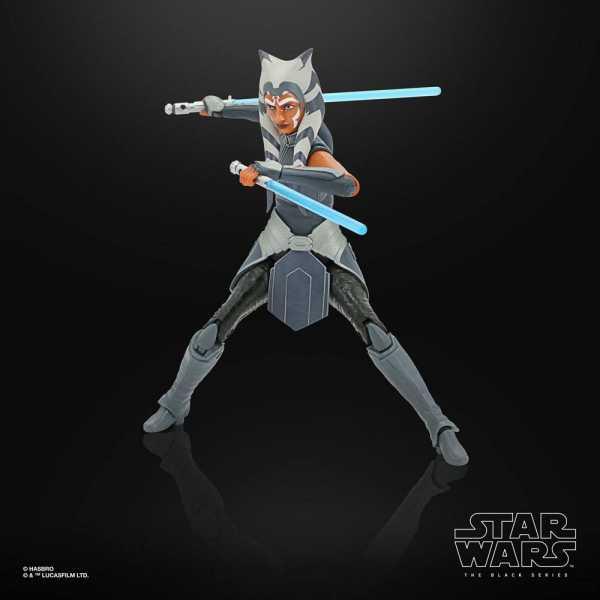 VORBESTELLUNG ! Star Wars The Clone Wars Black Series 2020 Ahsoka Tano 15 cm Actionfigur