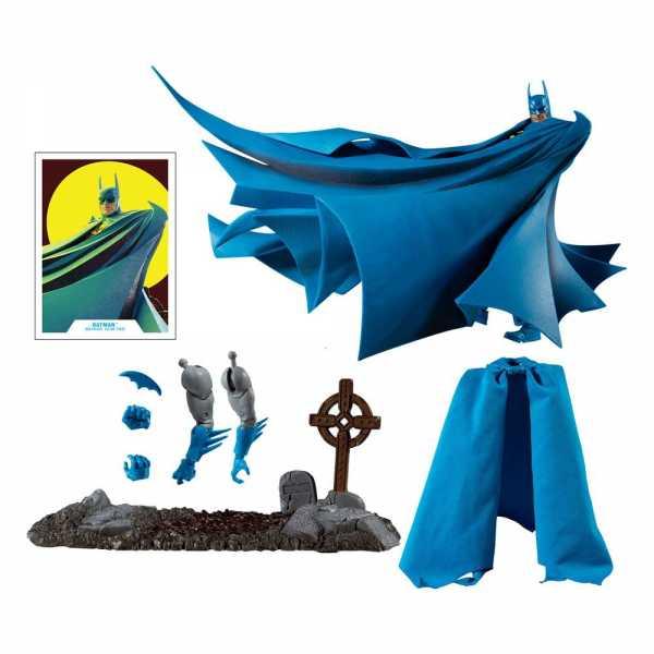 VORBESTELLUNG ! DC Multiverse Batman Year Two (Gold Label) 18 cm Actionfigur