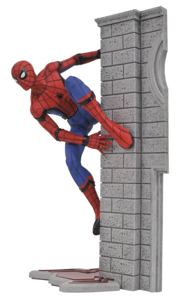 MARVEL GALLERY HOMECOMING SPIDER-MAN PVC STATUE