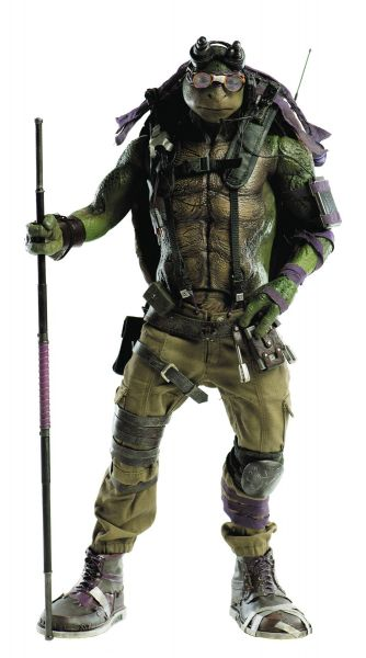 TEENAGE MUTANT NINJA TURTLES OUT OF THE SHADOWS DONATELLO 1/6 SCALE ACTIONFGUR