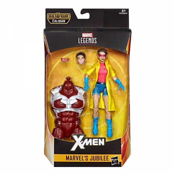 X-MEN LEGENDS JUBILEE ACTIONFIGUR ohne BAF-Teil