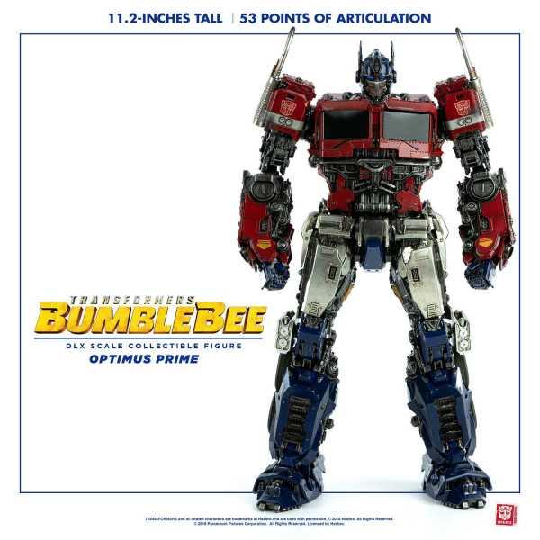 VORBESTELLUNG ! Transformers Bumblebee 1/6 Optimus Prime 20 cm Deluxe Actionfigur