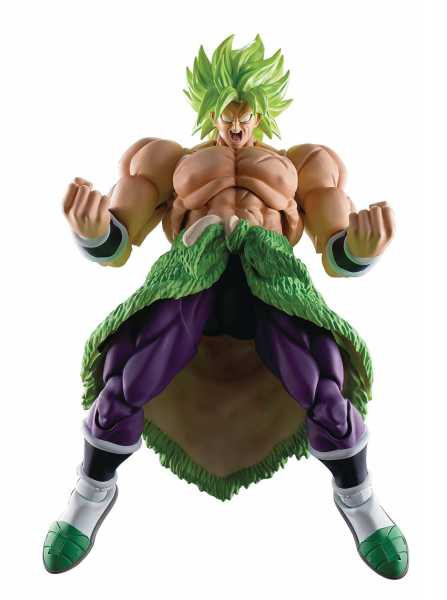 DRAGON BALL SUPER SAIYAN BROLY FULL POWER S.H.FIGUARTS ACTIONFIGUR