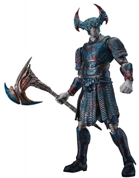 JUSTICE LEAGUE MOVIE DAH-010 DYNAMIC 8-CTION STEPPENWOLF ACTIONFIGUR