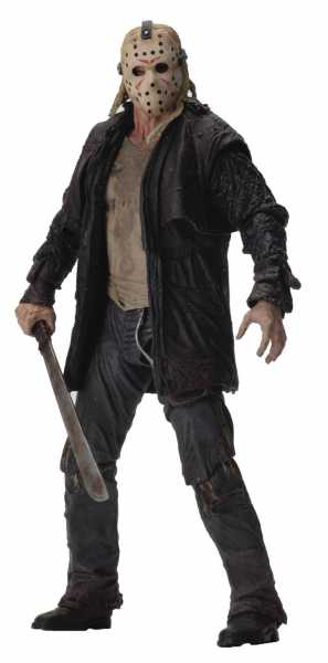 FRIDAY THE 13TH 2009 JASON ULTIMATE 17,5 cm SCALE ACTIONFIGUR