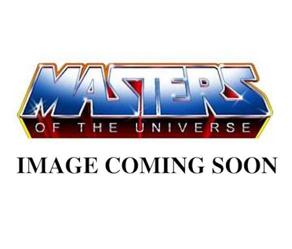 VORBESTELLUNG ! Masters of the Universe Revelation Fisto and Stridor Eternia Minis Vehicle Pack
