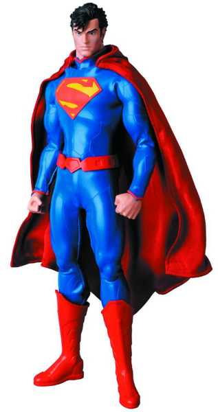 DC NEW 52 SUPERMAN PX RAH ACTIONFIGUR