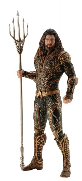 JUSTICE LEAGUE MOVIE AQUAMAN ARTFX+ STATUE